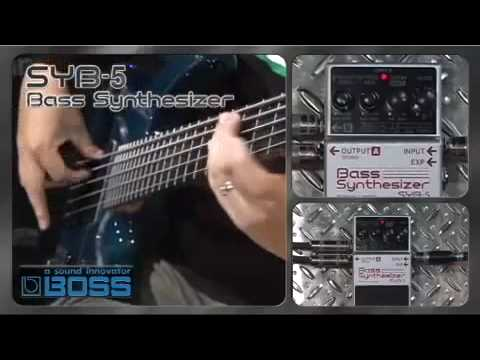 Boss SYB-5 Bass Synth pedal - Nevada Music UK