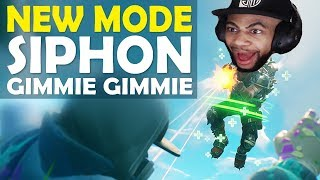 GIMMIE GIMMIE | IMITATING PLAYERS | NEW SIPHON MODE - HIGH KILL FUNNY GAME-(Fortnite Battle Royale)