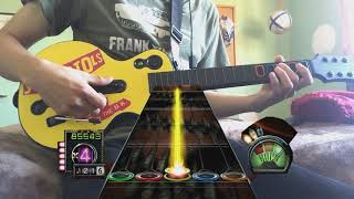 Guitar Hero Aerosmith:Complete Control(Expert 100%)