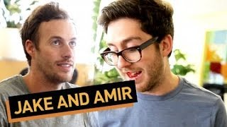 Jake and Amir: Tongue