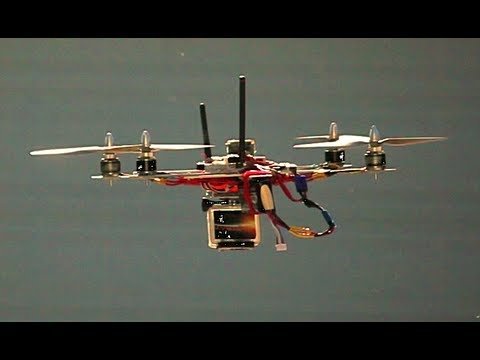 FPV Quadcopter Flights and Specs