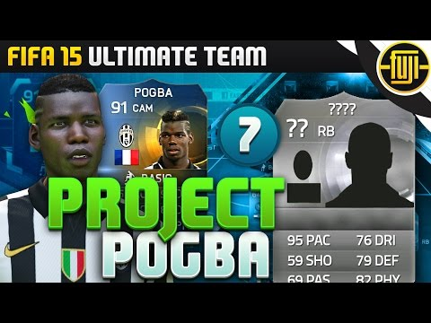 PROJECT POGBA! #7 - ROAD TO GLORY - FIFA 15 Ultimate Team