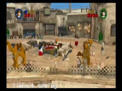 LEGO Indiana Jones: Raiders of the Lost Ark (3/6)