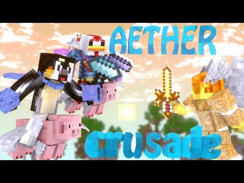 Minecraft: Aether Crusade Server & Modpack - Aether 2!