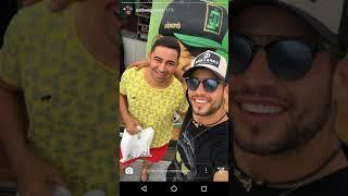 Nathan Queiroz bolão dos amigos do Wesley Safadão hoje