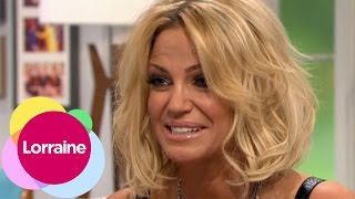 Sarah Harding Talks About Her New Song | Lorraine