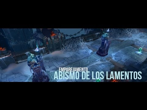 League of Legends el nuevo mapa