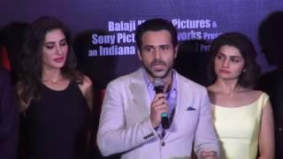 Azhar 2016 Full Hindi Movie    Emraan Hashmi, Nargis Fakhri, Prachi Desai    Full Movie Event