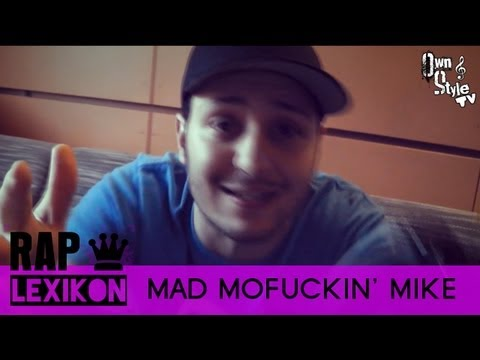 RAPLEXIKON - #1 - MAD MIKE