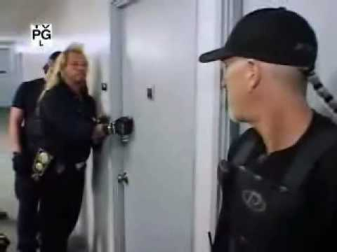 Dog The Bounty Hunter (Gets Shot At)