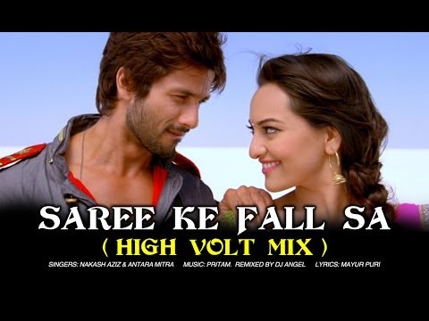 Saree Ke Fall Sa (high Volt Mix By Dj Angel) | R...rajkumar video