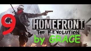 HOMEFRONT THE REVOLUTION gameplay ITA EP 9 FURTO D