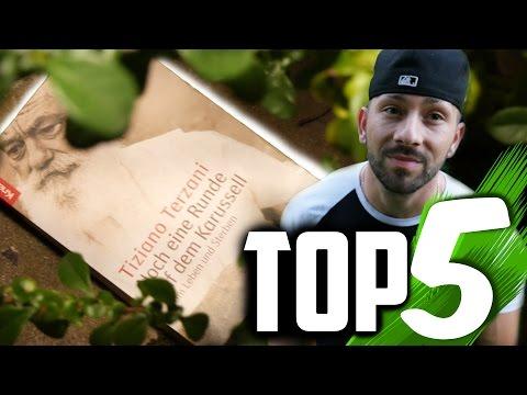 BÜCHER DIE MEIN LEBEN VERÄNDERT HABEN ★ TOP 5