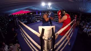 Ultra White Collar Boxing | Mansfield | Jay Price VS Tricky