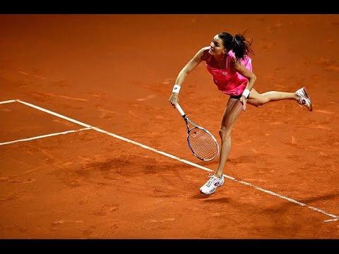 2016 Porsche Tennis Grand Prix Second Round | Agnieszka Radwanska vs Petkovic | WTA Highlights