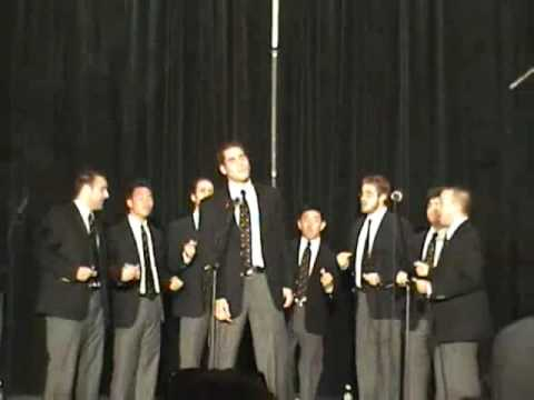 UC Mens Octet  Accidentally in Love
