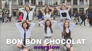 [KPOP IN PUBLIC] EVERGLOW (에버글로우) - 봉봉쇼콜라 (Bon Bon Chocolat) Dance Cover by The Miso Zone