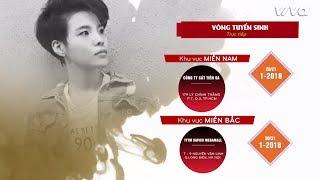 Cùng Vũ Cát Tường tham gia tuyển sinh Giọng Hát Việt để có cơ hội thực hiện đam mê