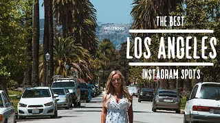 The BEST Instagram Spots In LOS ANGELES | Roam For The Gram