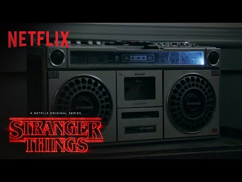 Stranger Things - Premiere Prank! - Netflix [HD]