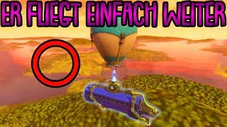 BUS FLIEGT AUF ANDERE INSEL!   Top 10 Fortnite Clips