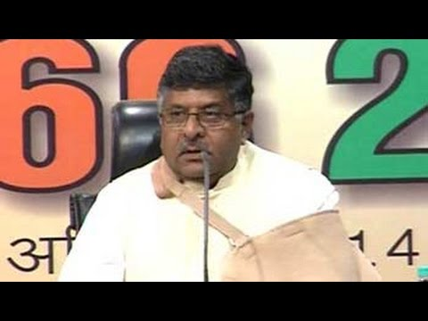 'Rahul Gandhi should apologise for insulting people's mandate': BJP