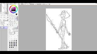 How to Draw: Pearl from Steven Universe (QUICK N EASY)