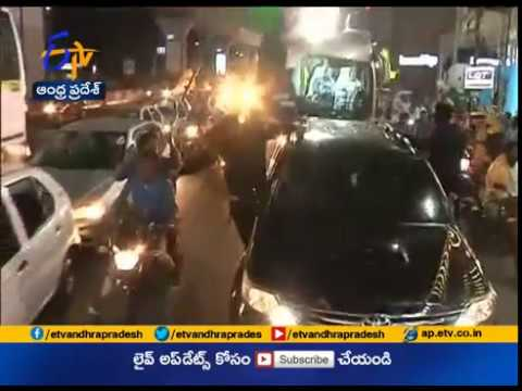 CM Chandrababu Hits TRS Govt | at Telangana Assembly Election Campaign | in Hyderabad