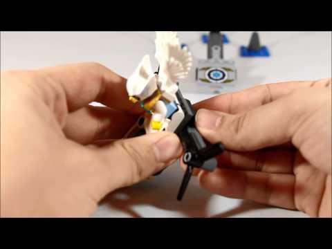 Lego Speedorz Legends of Chima Target Practice Review Equila Speedor