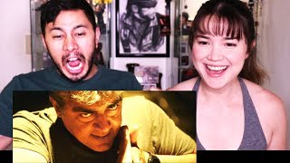 VIVEGAM | Ajith Kumar | Vivek Oberoi | Official Trailer |Reaction!