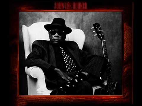 John Lee Hooker - Boom Boom [HQ]