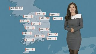 [날씨] 황사에 스모그까지…전국 고농도 미세먼지 / 연합뉴스TV (YonhapnewsTV)