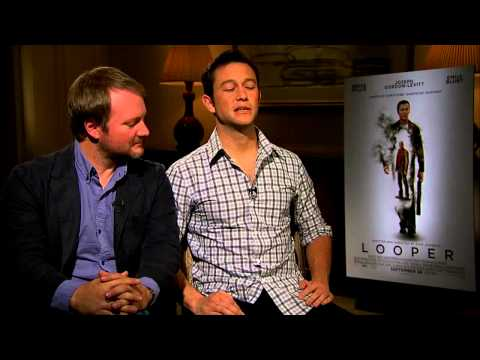 Joseph Gordon-Levitt and Rian Johnson Talk Looper