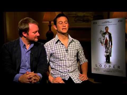 Joseph Gordon-Levitt And Rian Johnson Talk Looper