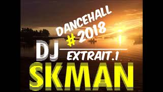 Dj Skman - Session Dancehall ( Extrait.1 ) 2018