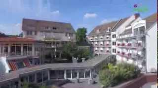 Flug-/Drohnenaufnahmen Gartenhotel Heusser In Bad Dürkheim