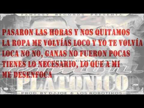 Trebol Clan Ft Akilez Amor Platonico con letra