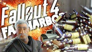 FAR HARBOR: VACATION DESTINATION | Fallout 4 Far Harbor DLC Gameplay (Funny Moments)