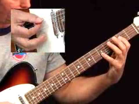Supercharge Your Chops - #18 Arlen Roth - Guitar Lesson - Brad Carlton