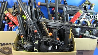 Box of Toys Guns Toy & Equipment Military Toys for Kids - 3/1