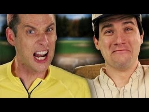 Babe Ruth vs Lance Armstrong - Lyric Video. Epic Rap Battles Of History Season 2.