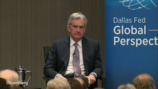 Fed's Powell Says U.S. Economy Is in a 'Good Place,' Can Grow Faster