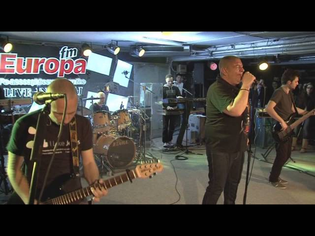 Proconsul - Ce daca ma doare | LIVE in Garajul Europa FM