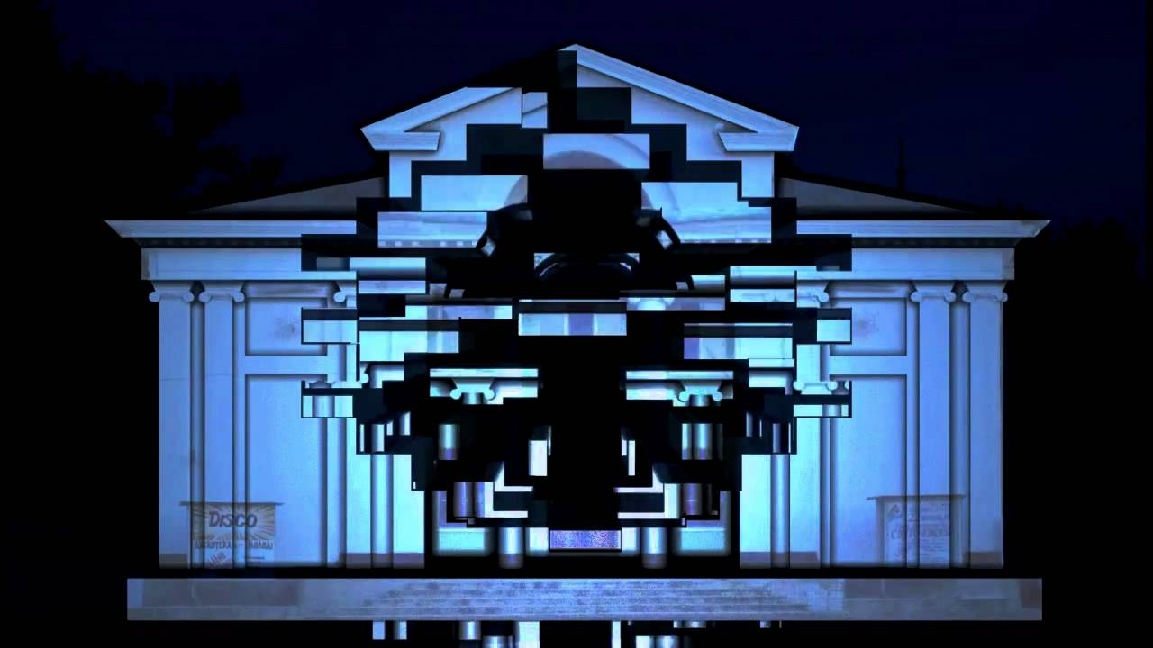 architectural projection