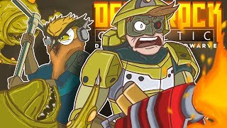 """""""VANOSS DOES NOT LOVE ME"""" - DEEP ROCK GALACTIC FUNNY MOMENTS"""