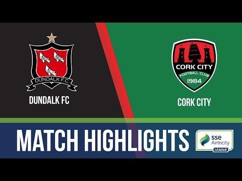 GW30: Dundalk 1-0 Cork City