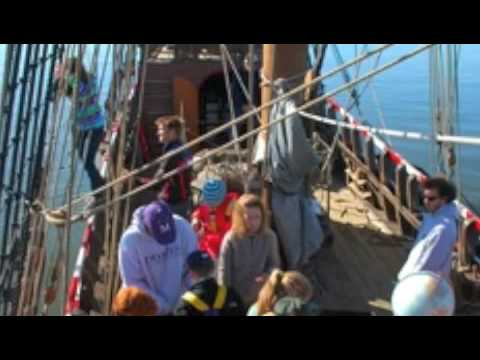 The Masters School 2008 Half Moon Sailing Trip Part 1
