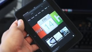 Unboxing: Kindle Fire HD 7