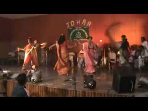 Mali Baha Mone Otang Yen Taral Basal....... (santali Get-together, Mumbai 2009) video