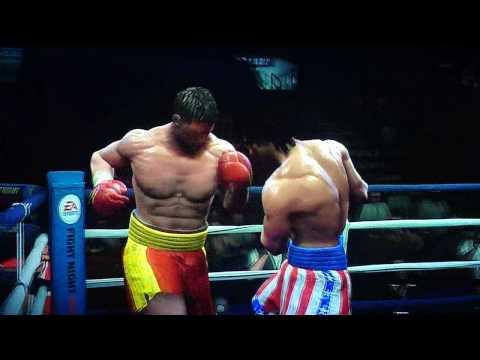 Fight Night Round 4 Rocky Balboa vs Ivan Drago pt.3